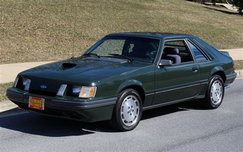 1985 Ford Mustang My Classic Garage