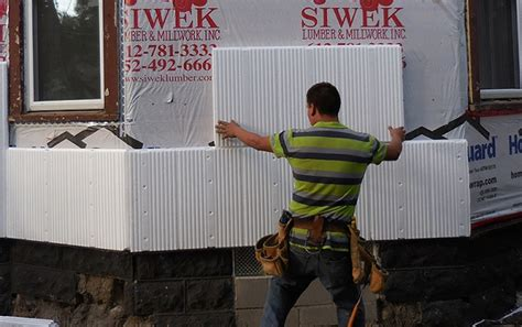 insulation  exterior walls insofast