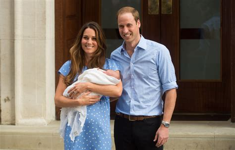 birth  prince george sparks rise  names popularity