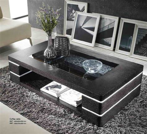 black contemporary coffee table coffee tables design plant modern coffee tables for sale