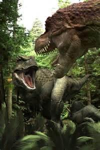 upcoming korean animated  tarbosaurus