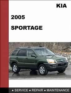 Kia Sportage 2005 Oem Service Repair Manual Download