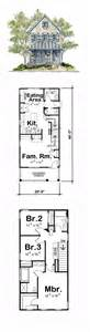 house plans for narrow lots narrow lot house plans house plans and bedrooms on