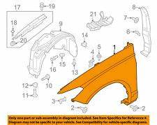 Car Fender Diagram : 2013 ford fusion left fender ebay ~ A.2002-acura-tl-radio.info Haus und Dekorationen