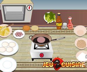 jeux de cuisine hamburger jeux de cuisine gratuit