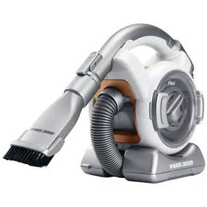 BLACK and DECKER FHV1200 ULTRA-COMPACT CORDLESS VACUUM WITH FLEXIBLE HOSE