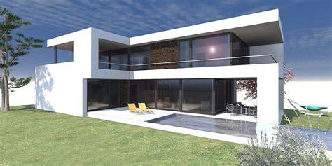 Moderne Offene Häuser by Offene Architektur Moderne Wohnr 228 Ume Idyllische