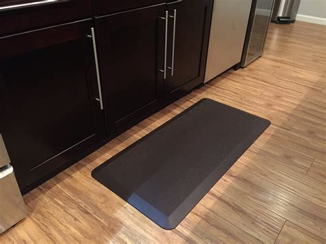 Novaform Anti Fatigue Kitchen Mat 20in X 42in Color Dark