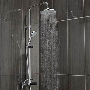 Colonne De Douche Mecanique : colonne de douche dado leroy merlin ensemble robi et m canique inclus 100 salle de bains ~ Dallasstarsshop.com Idées de Décoration