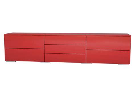 Lowboard Rot Hochglanz  Bestseller Shop Für Möbel Und