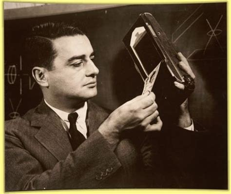 Image result for 1947 - Edwin Land demonstrated the Polaroid Land Camera