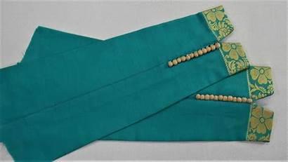 Sleeves Cutting Stitching Baju Suit Blouse Kurti