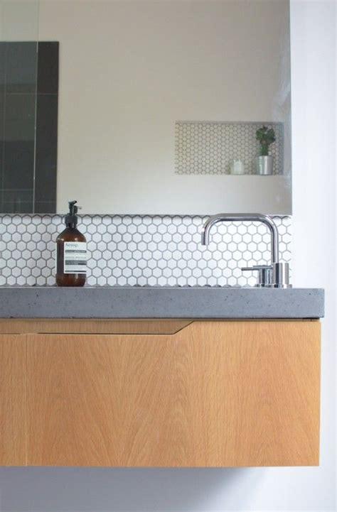 hexagon tile kitchen 83 best cool concrete kitchens images on 1614