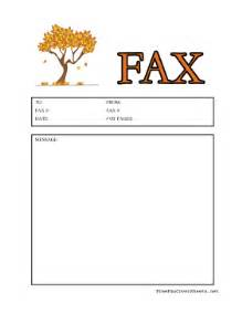Free Fax Sheet Templates Fall Cover Sheet Fax Cover Sheet At Freefaxcoversheets