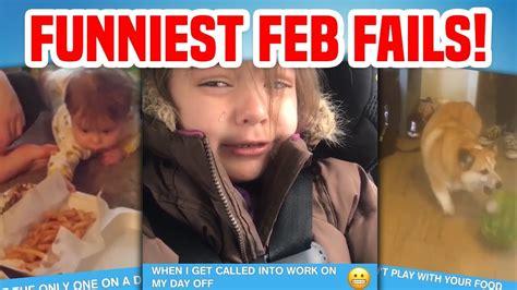 Funniest Meme Fails Of February 2018