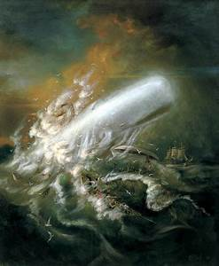 ARCHIVE - Image:MobyDick - Oil Painting.jpg - 1850s