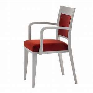 Chaise Fauteuil Avec Accoudoir : chaise logica avec accoudoirs ~ Melissatoandfro.com Idées de Décoration