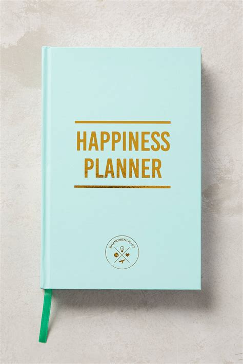 100day planner the happiness 100 day planner everything turquoise
