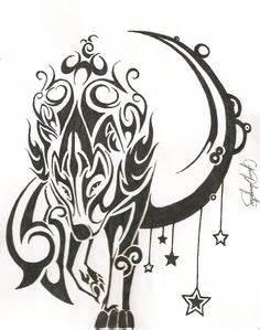 Tatouage Loup Celtique : tatouage tatouage tribal conceptions de loup atrapes reves tatouage tatouage loup et ~ Farleysfitness.com Idées de Décoration
