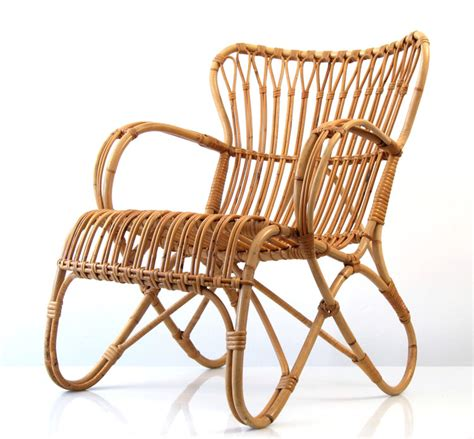 bamboo table and chairs dirk sliedrecht vintage rotan relax chair