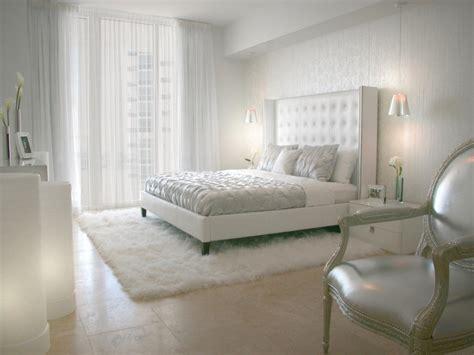 All White Bedroom Decorating Ideas White Master Bedroom