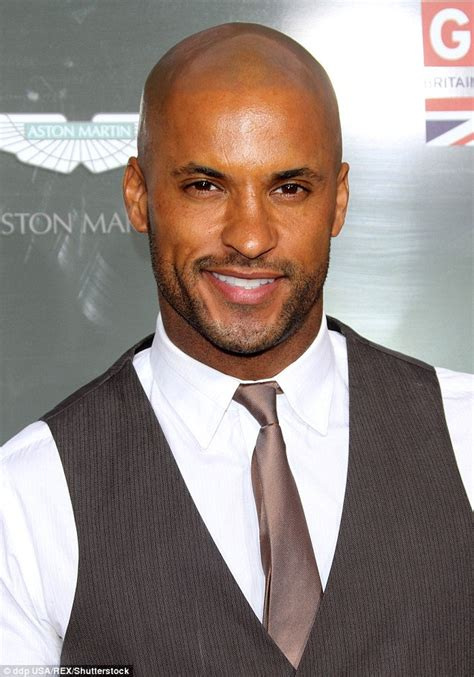 ricky from i ricky whittle cast as shadow moon in upcoming us series american gods daily mail online