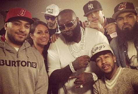 Omarion Talks Signing With Rick Ross' Maybach Music Group