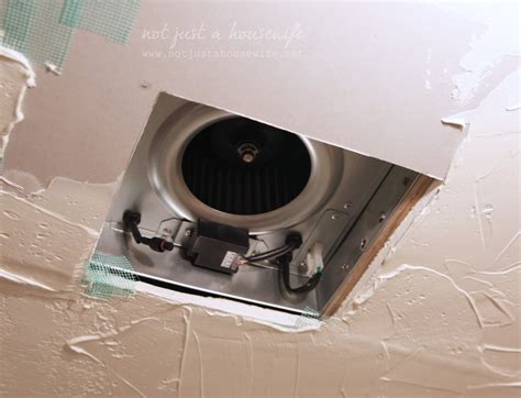 how to install bathroom fan bathroom update and an awesome giveaway stacy risenmay