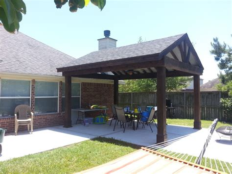 affordable shade patio covers custom patio covers houston farmhouse patio houston