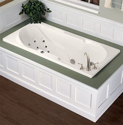 drop in bathtub mti designer collection elan vital drop in bathtub