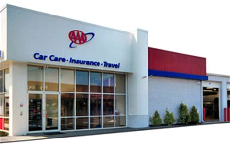 aaa frederick car care insurance travel center frederick