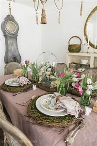 40, Beautiful, Diy, Easter, Table, Decorating, Ideas, For, Spring