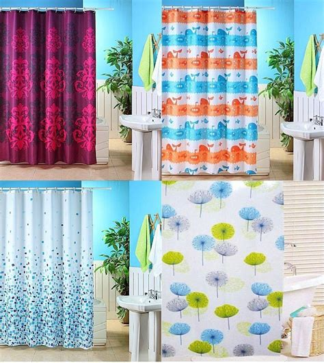 funky shower curtains polyester funky coloured shower curtain whale mosaic
