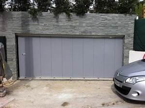 Porte De Garage Sectionnelle Latérale : porte de garage sectionnelle lat rale install e cannes 06 nice cannes 06 ~ Melissatoandfro.com Idées de Décoration
