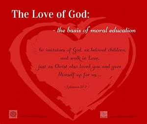 The Love of God - Christian Family Heritage
