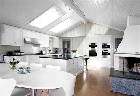kitchen for a swedish summer house kk dalani