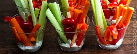 veggie cups  ranch dip recipe