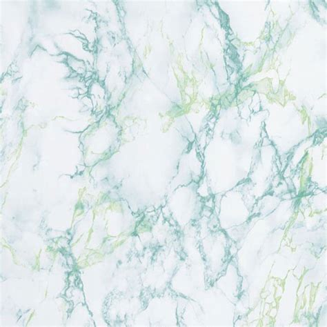 adhesive vinyl green marble   measure