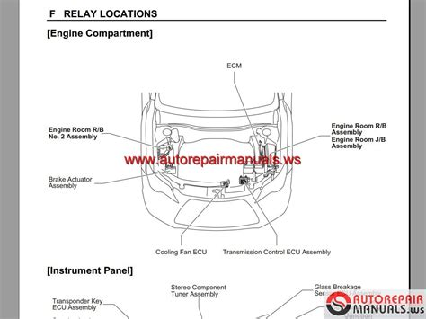 toyota camry  workshop manual auto repair manual