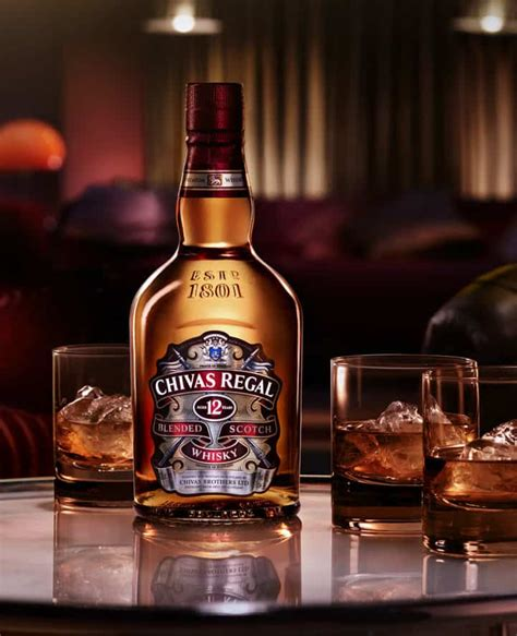 whisky flavour blog   chivas regal  years