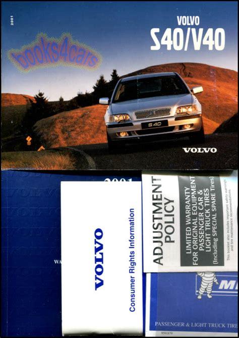 owners manual volvo    book turbo wagon handbook
