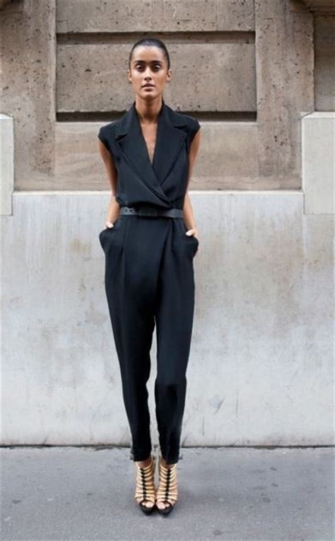 black jumpsuit for wedding black jumpsuit wedding guest belt