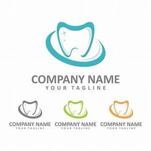 Funny dentist logo vector 03 - Vector Logo free download