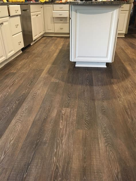 flooring plus flooring coretec plus hd klondike contempo oak vinyl plank flooring