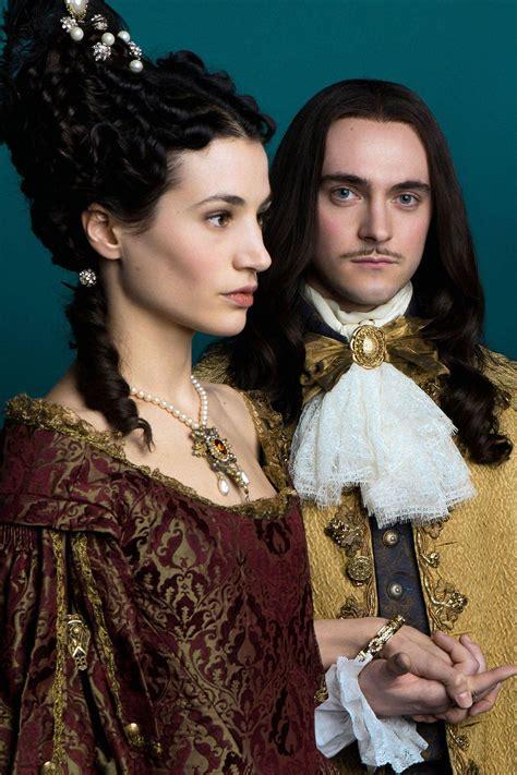 British Vogue on   Versailles tv series, Versailles, George blagden