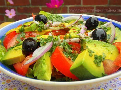 cuisiner un oeuf salade d 39 avocats simplissime le cuisine de samar