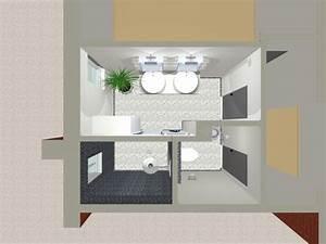 Salle De Bain 5m2 : amnagement salle de bain 5m2 salle de bain m amenagement ~ Dailycaller-alerts.com Idées de Décoration