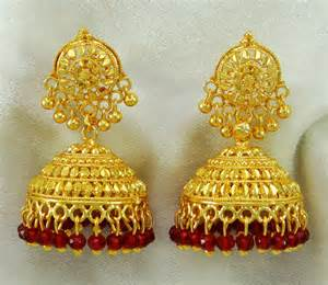 new jhumka earrings indian ethnic traditional goldplated jhumka pearl
