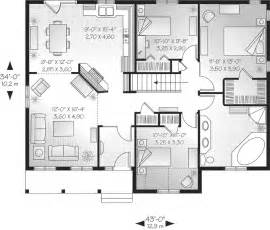 single story house floor plans holcomb hill one story home plan 032d 0104 house plans