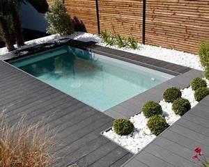 Mini Piscine Enterrée : caron piscines mini piscine tendance mini piscines ~ Preciouscoupons.com Idées de Décoration